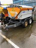 Epoke S2400TSR trailer gritter, 2009, Sand- und Salzstreuer