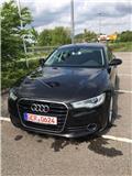 Audi A6, Otomobiller