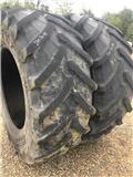 Pirelli 710/70R42 TM900, Dæk., Tires, wheels and rims