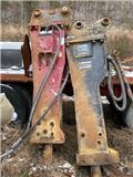 Atlas Copco MB 1700, Hammers / Breakers
