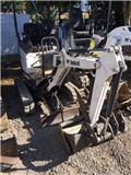 Bobcat 418, 2015, Mini Excavators < 7T (Mini Diggers)