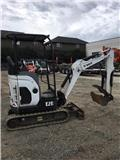 Bobcat E 20, 2015, Mini excavators < 7t (Mini diggers)