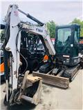 Bobcat E 32, 2013, Mini Excavators <7t (Mini Diggers)