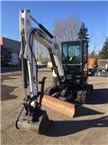 Bobcat E 35 I, 2018, Mini Excavators <7t (Mini Diggers)