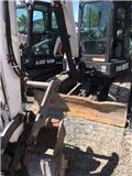 Bobcat E 50, 2016, Mini Excavators <7t (Mini Diggers)