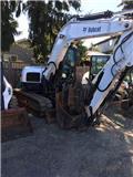 Bobcat E 85, 2016, Crawler excavators