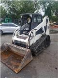Bobcat T 190, 2006, Forestry mulchers