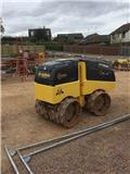 Bomag BMP 8500, 2017, Towed vibratory rollers
