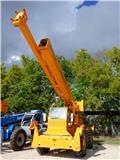 Короткобазный кран Broderson RT 300-2 F, 2011