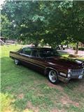 Cadillac Fleetwood, 1966, Automobiles / SUVS