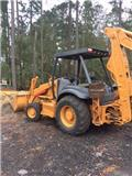 Case 580 SM II, 2004, Backhoe Loaders