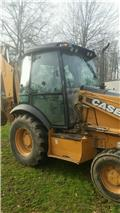 Case 580 SN, 2012, Backhoe Loaders