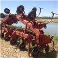 Case IH 184、一行の作物栽培