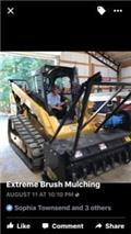 Caterpillar 299D XHP, 2015, Forestry mulchers
