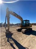Caterpillar 313 F LGC, 2017, Crawler Excavators