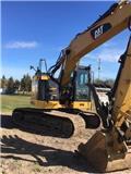 Caterpillar 314 E CR, 2014, Crawler Excavators