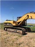 Caterpillar 330 CL, 2005, Crawler Excavators