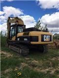 Caterpillar 330 D L, 2006, Crawler Excavators