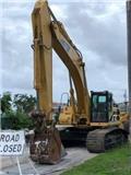 Caterpillar 345 B L, 2002, Crawler Excavators