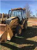 Caterpillar 420 D, 2002, Backhoe loader