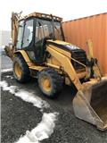 Caterpillar 420 D, 2005, Backhoe loader