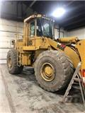 Caterpillar 966 E, 1988, Wheel Loaders
