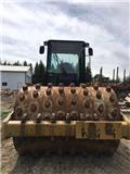 Caterpillar CS 56, 2013, Single drum rollers