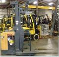 Caterpillar NOR 30 P, 2003, Medium lift order picker