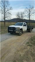Chevrolet 3500 HD, 2009, Flatbed Trucks