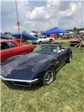 Chevrolet Corvette, 1972, Carros