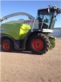 CLAAS Jaguar 940, 2011, Forage Harvester