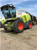CLAAS Jaguar 980, 2014, Forage Harvester