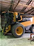 Claas Lexion 560 R, 2010, Combine harvesters