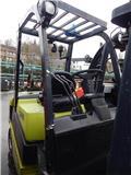 Clark C25 L, 2012, Diesel trucks