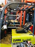 Clark TMX17, 2014, Dizelski viljuškari
