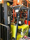 Clark TMX17, 2014, Diesel heftrucks