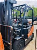 Doosan G25 E-3, 2012, Diesel Forklifts