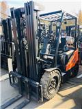 Doosan G25 P-5, 2012, Diesel Forklifts