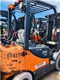 Doosan G25 P-5、2011、柴油卡車
