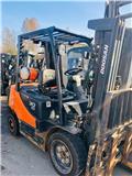 Doosan G30 P, 2014, Diesel Forklifts