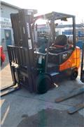 Doosan GC30E-5, 2015, Forklift trucks - others