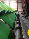 Drago 1230, 2013, Đầu máy gặt liên hợp