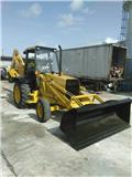 Ford 555 D, 1995, Backhoe