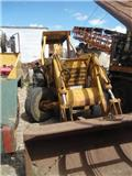 Ford 665 A, Backhoe loaders