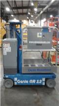 Genie GR 12, 2008, Personnel lifts