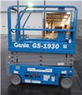 Genie GS 1930, 2014, Plataformas tijera