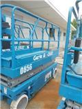 Genie GS 2032, 2000, Plataformas tijera