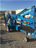 Genie TZ 34/20, 2014, Trailer mounted aerial platforms