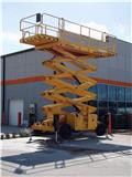 Haulotte HS 5388 RT, 2008, Scissor Lifts