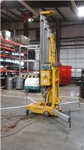 Haulotte Quick Up 40, 2006, Vertical mast lifts